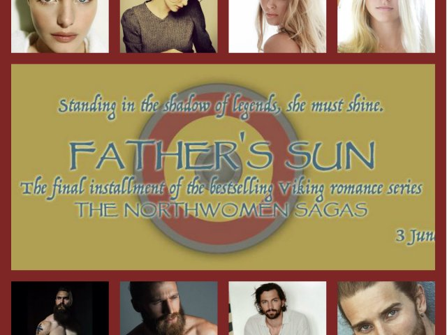 Happy Release Day: FATHER'S SUN by @sfanetti ★★★★★