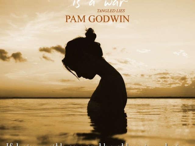 Three is a War by @pamgodwinbooks #NewRelease + #FacebookReleaseParty