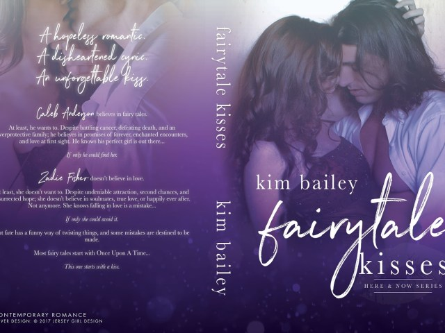 Review: Fairytale Kisses by Kim Bailey