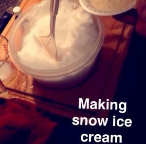 snow-icecream