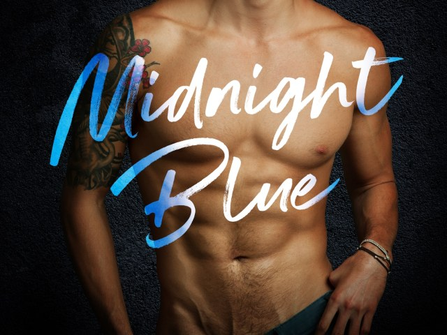 Cover Reveal ~ Midnight Blue by LJ Shen