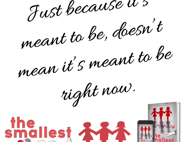 Review: The Smallest Part by Amy Harmon #amazing