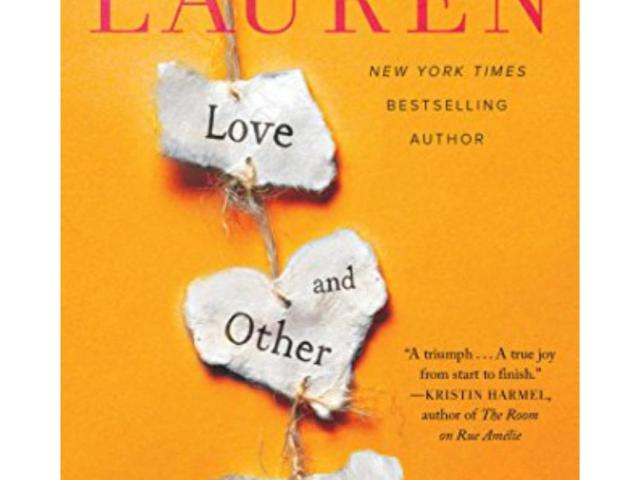 Review: Love and Other Words by Christina Lauren