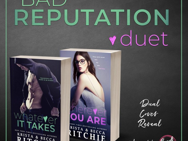 Cover Reveal: Bad Reputation duet by KBR