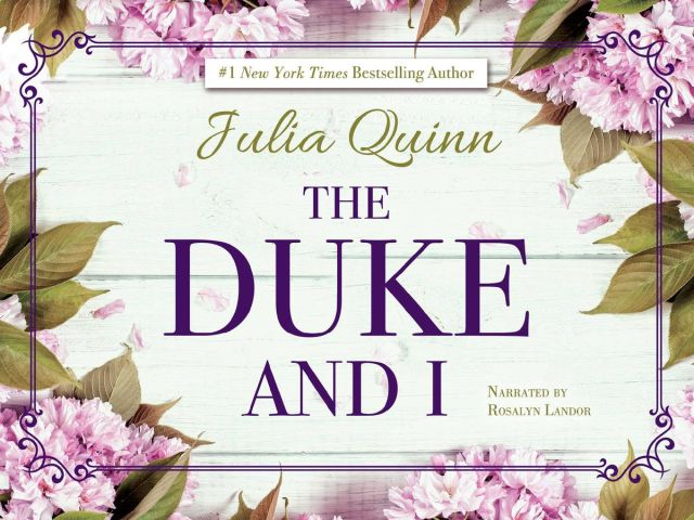 Review: The Duke & I by Julia Quinn  #5stars