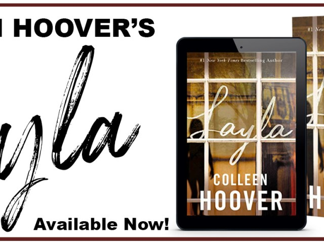 Colleen Hoover Interview | $100 #Giveaway | Layla by @Colleen Hoover