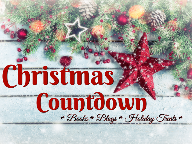 Christmas Countdown with @ReadFrenzy #Favebook2016 #giveaway