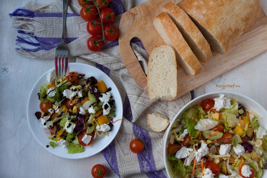 Овощной салат: моя любимая классика