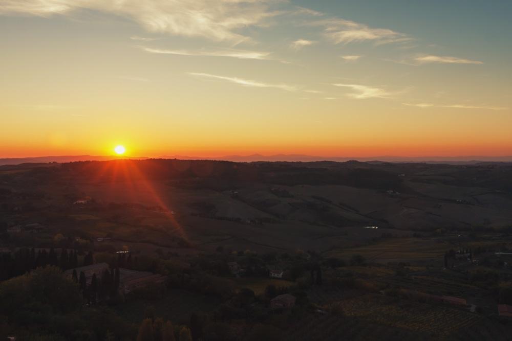 Знакомство с Тосканой. День 5. Кортона, Ареццо.