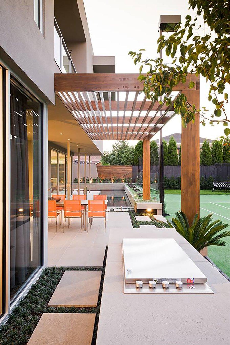 outdoor living dreamy pergola ideas for our deck on Pergola Modern Design id=98763