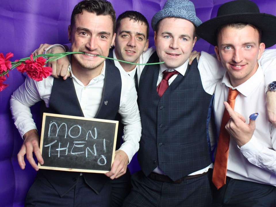 Photo Booth Hire Motherwell