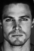 Stephen Amell Close up