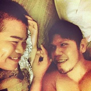 Yo and Adrian