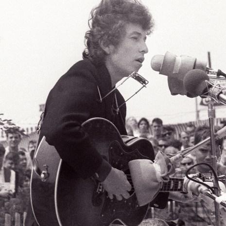 Bill_Woodley_Bob Dylan 24 July 1965_photograph_2014_15x13x1