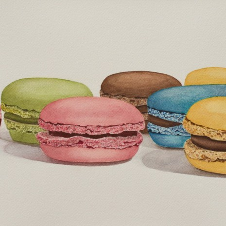 Isabelle_Jerome_Petits-macarons_2020_watercolour_14x18-A