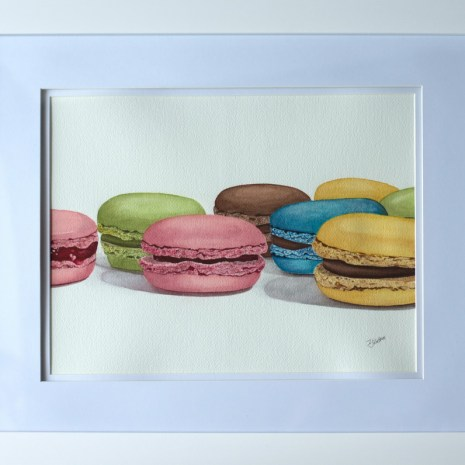 Isabelle_Jerome_Petits_macarons_watercolour_11x14
