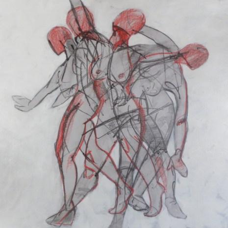 June_Harman_Life_Drawing__All_At_Once_2012_acrylic