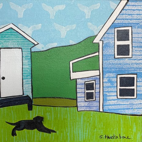 Stephanie_Huckabone_Our_House_and_Daisy_Acrylic_co