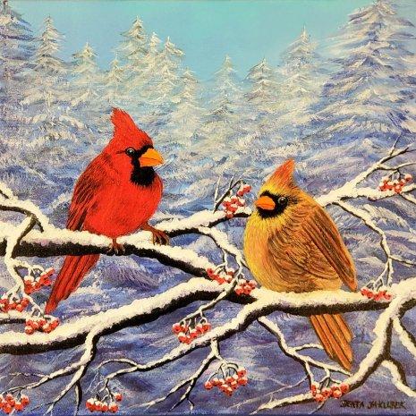 Beata_Jakubek_Colorful_Winter_acrylic_12__x12__x1_
