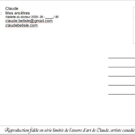 Claude_Bélisle_Carte_postale_-_la_mallette_du_doct
