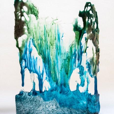 Eiko Emori Blue Flow side 1