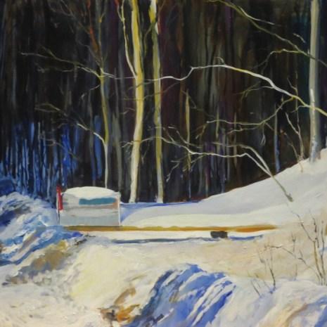 Scott_Rubie_Mailbox_in_the_Snow_18x32_Feb_21_2020