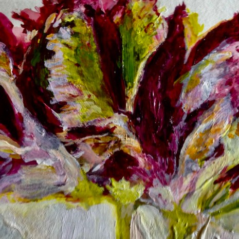 Rose_Marie_Roy_Frilly_Parrot_Tulip_Acrylic_8x10__2