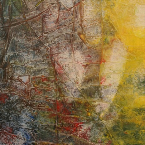 Therese_Boisclair_Towards_the_Path_mixed_media_18x