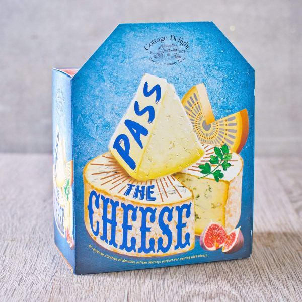Cottage Delight Pass The Cheese