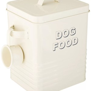 Lesser & Pavey Home Sweet Hone Dog Food Container