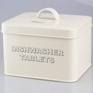 Dishwasher Tablets Container