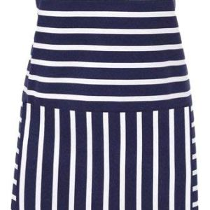Ulster Weavers Seasalt Stripe Cotton Apron
