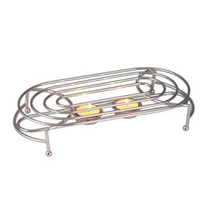Apollo Housewares Chrome Food Warmer OvalApollo Housewares Chrome Food Warmer Oval