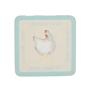 Creative Tops Feather Lane Pack Of 6 Coasters