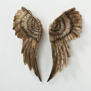 Angel Wings Wall Object Set Of 2