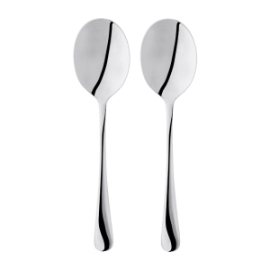 Judge Serving Spoons Set Of 2