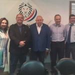 Se reúne en Asunción Comisión de Reforma de la CONSUDATLE