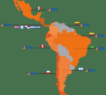 Clientes Workday Planning Latinoamércia