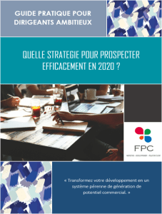 Guide pratique prospection commerciale