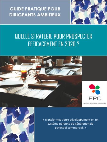 Guide pratique prospection commerciale