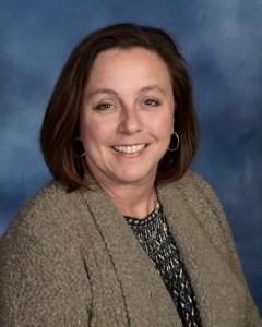 image of senior pastor Heather Hayes