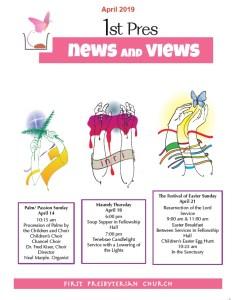 April News and Views Image