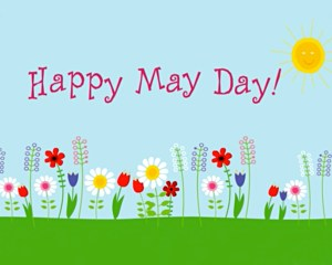 Happy May Day image