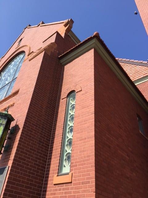 JH church corner