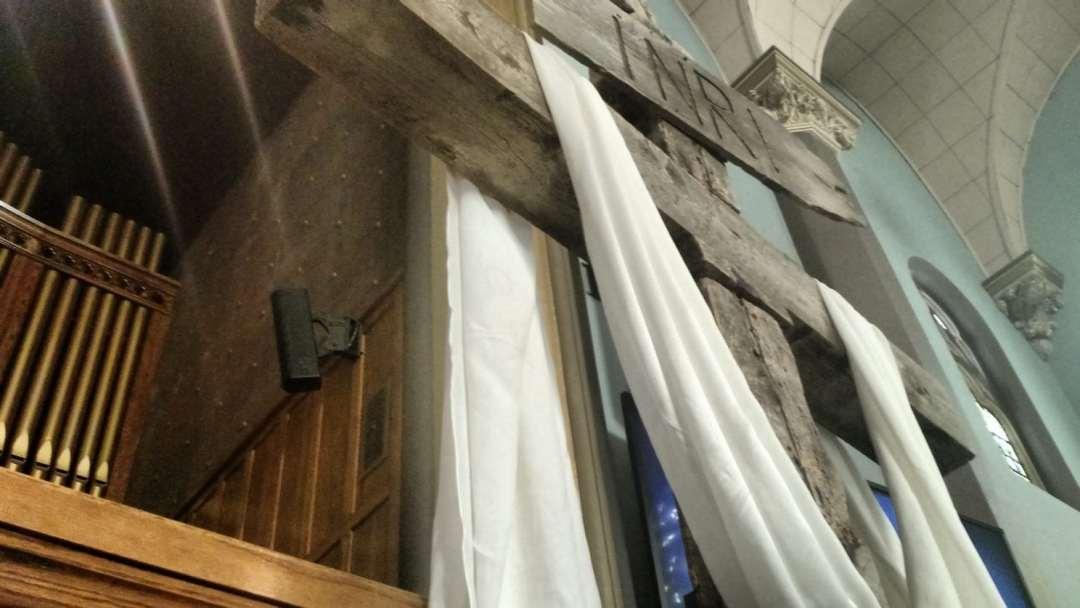 MN sanctuary cross