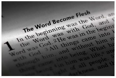 12-24-2017 the Word Became Flesh