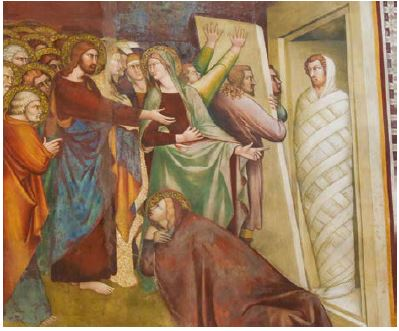 2-18-2018 Jesus Raises Lazarus