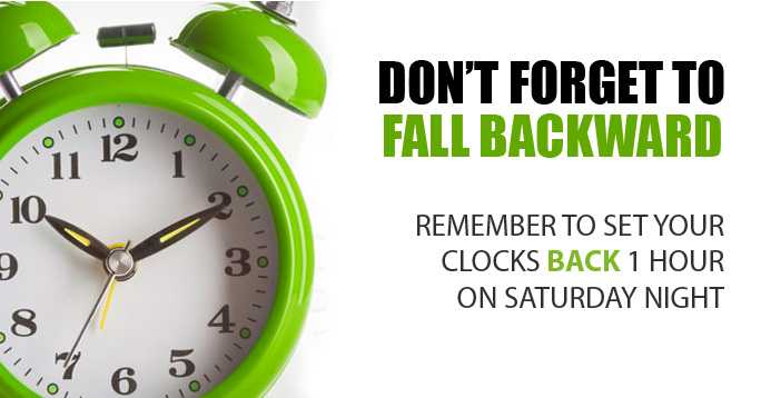 Don T Forget To Fall Back First Presbyterian Church Of