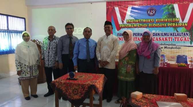Perkuliahan Mahasiswa FPIK UPS Tegal T.A 2019/2020