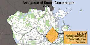 Villes innovantes : Copenhague réduit le stationnement